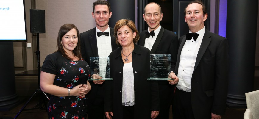 nplaw wins at LLG awards 2015