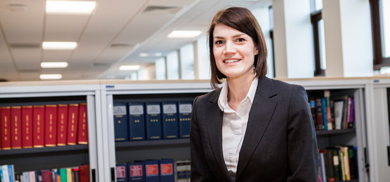 Hilary O'Keefe of nplaw wins James Hunt Prize 2016