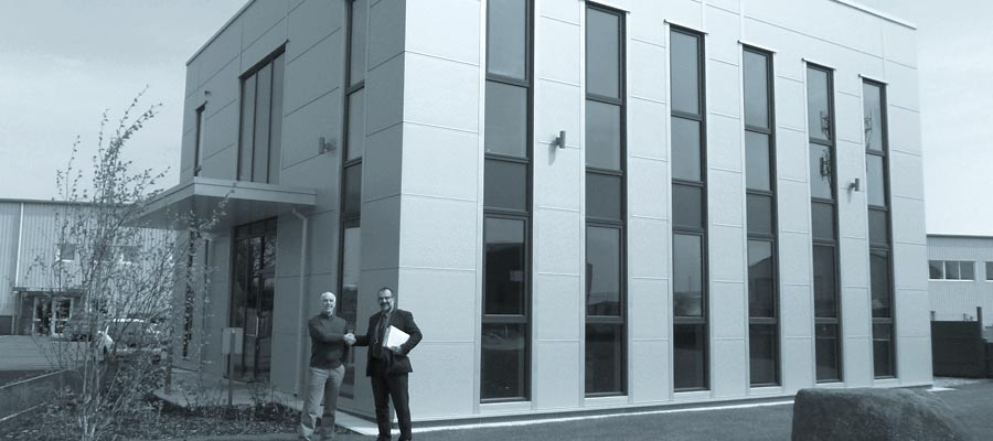 Eco and Business Training Centre Rackheath
