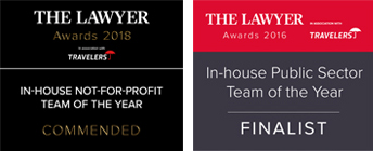 The Lawyer Awards 2016 & 2018